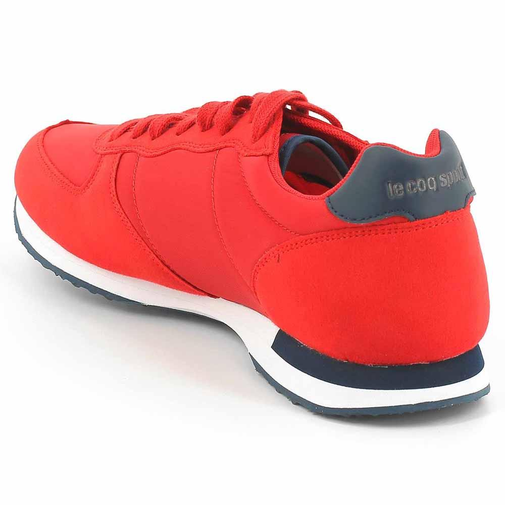 816757656bde Le coq sportif Onyx Nylon Red buy and offers on Dressinn