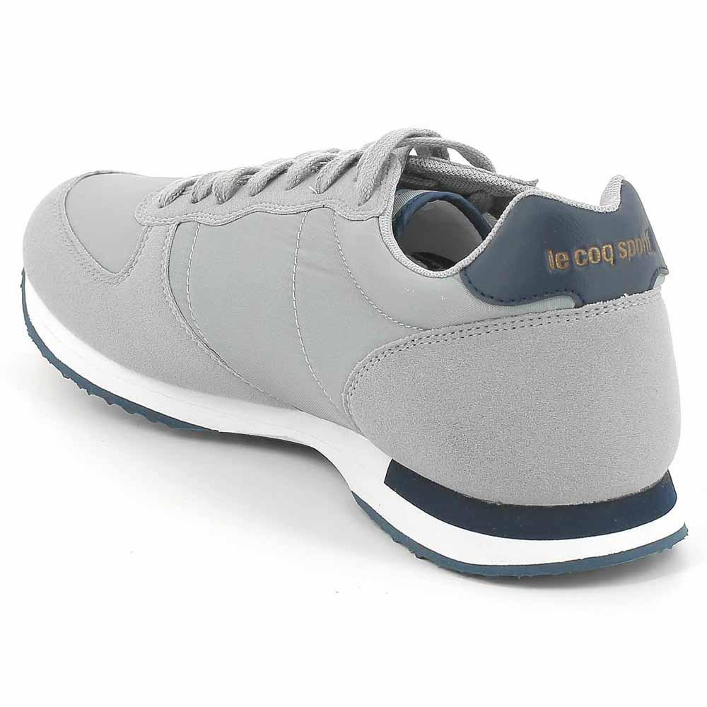 dd3e10c3544e Le coq sportif Onyx Nylon Grey buy and offers on Dressinn