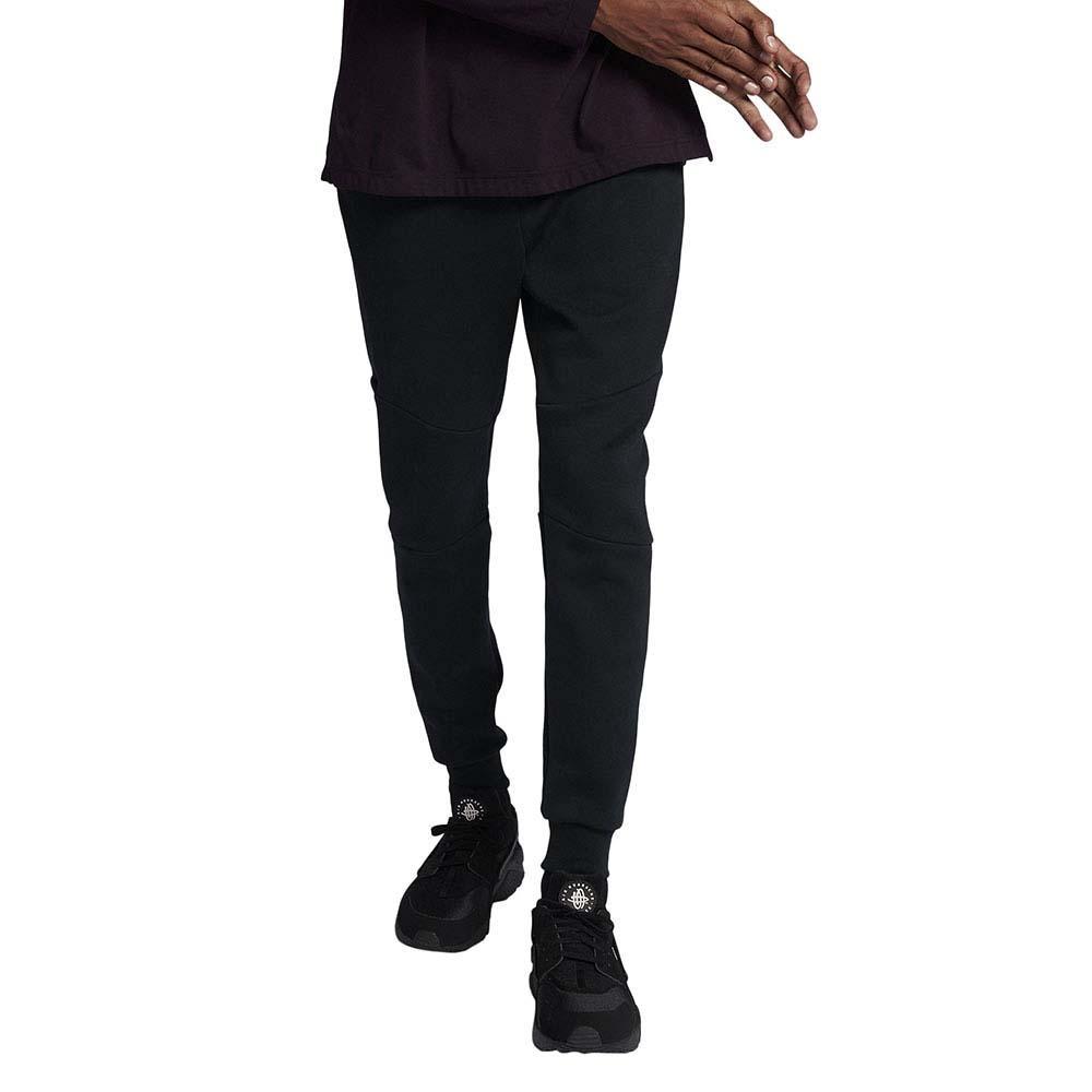 6fb11f4885abc Nike Sportswear Tech Jogger Black buy and offers on Dressinn