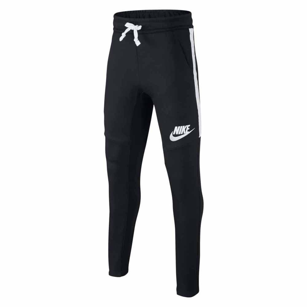 por favor no lo hagas Condición bandeja  Nike Sportswear Tribute Pants Black buy and offers on Dressinn