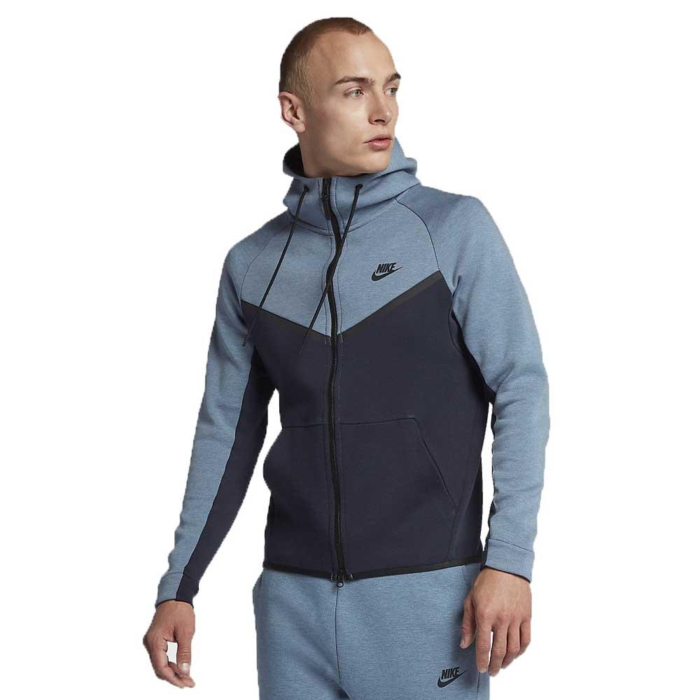 Nike Sportswear Tech Fleece Windrunner Full Zip Hooded