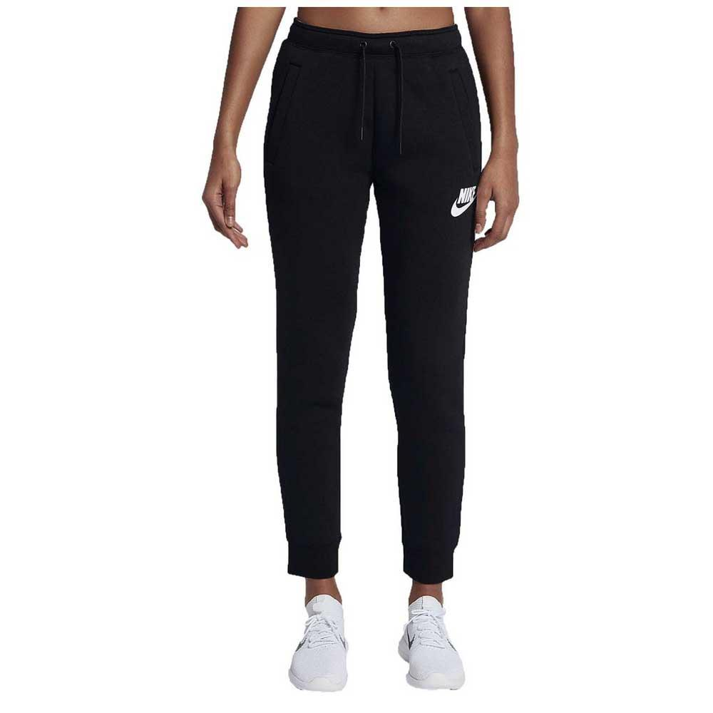 deb6fd8f28c4 Nike Sportswear Rally Pants Black buy and offers on Dressinn