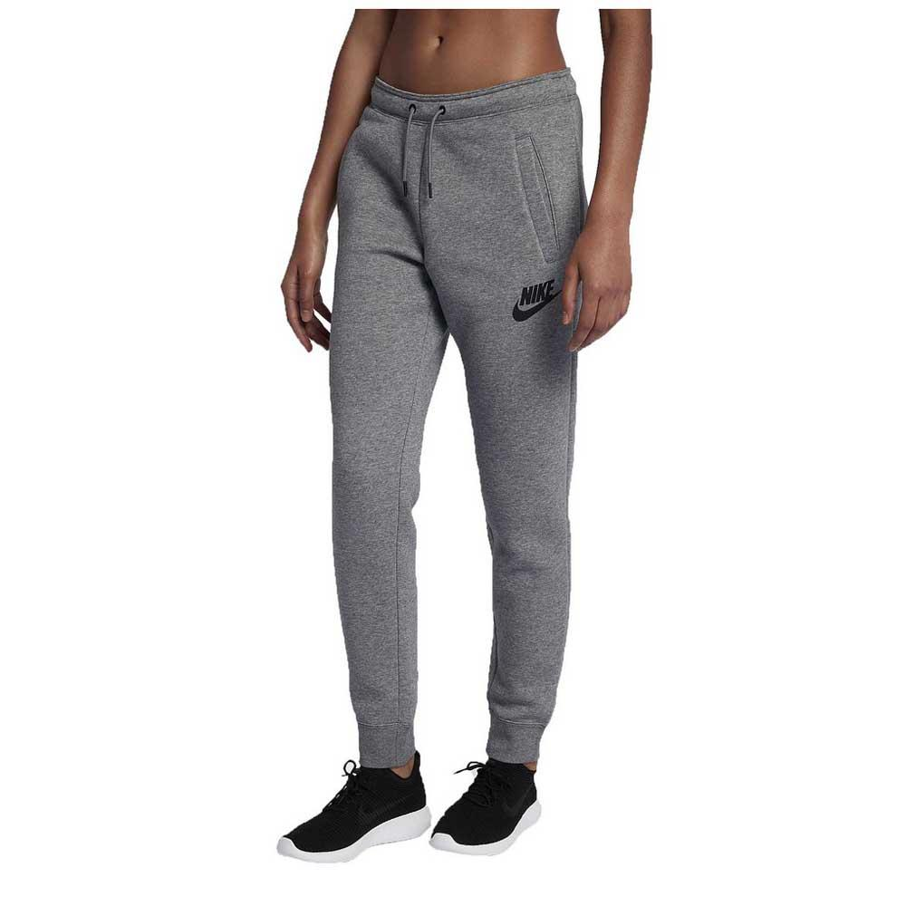 a6f66bd9dd4f Nike Sportswear Rally Pants Grey buy and offers on Dressinn