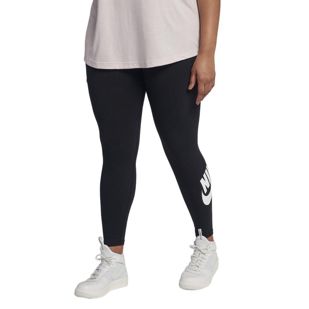 fbc5c44a31c3 Nike Sportswear Leg A See High Waist Big Black
