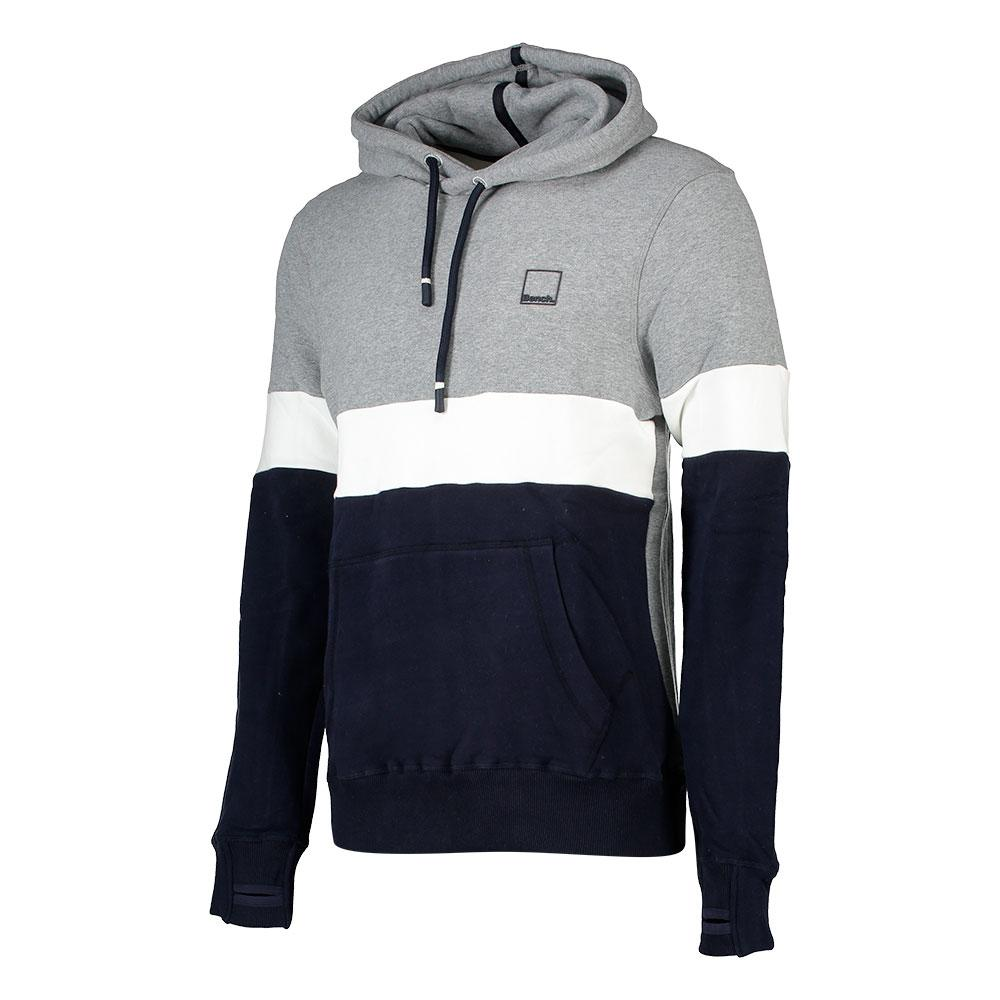0107cac8 Bench Her Colorblock Hoodie Black buy and offers on Dressinn