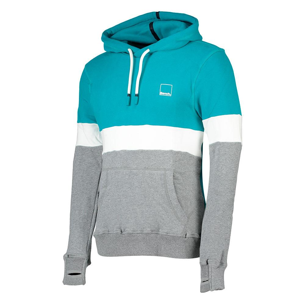 dda7145f8a Bench Her Colorblock Hoodie Blue buy and offers on Dressinn