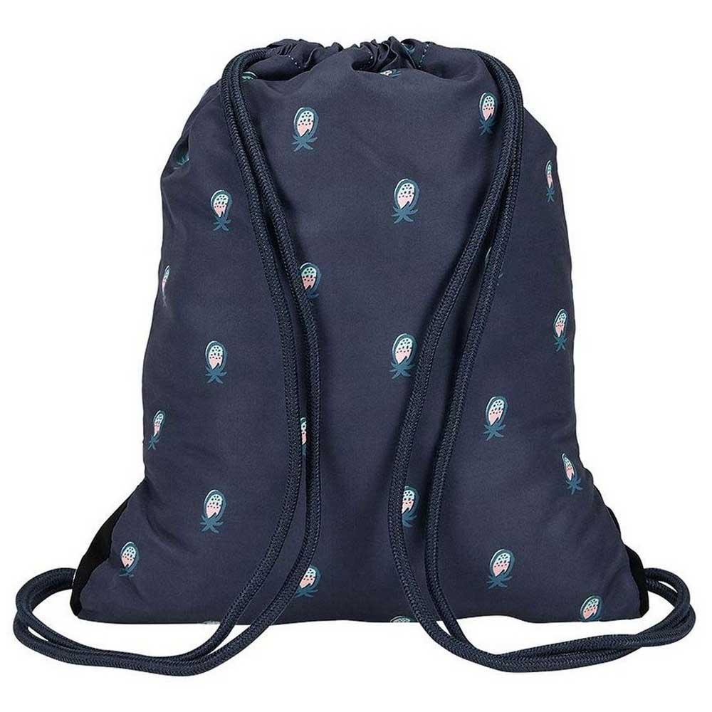 Nixon Everyday Cinch Bag II Blau, Dressinn