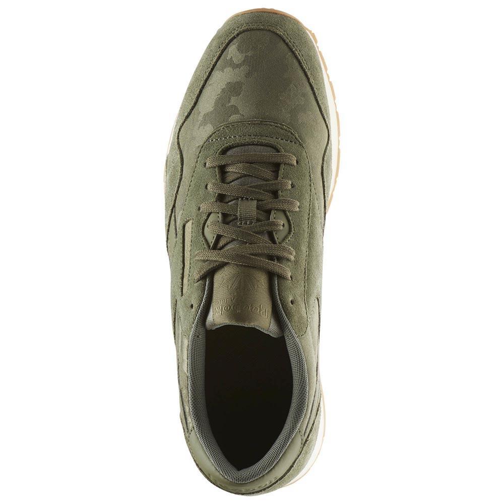 48a14c79fd976 Reebok classics Nylon SG Green buy and offers on Dressinn