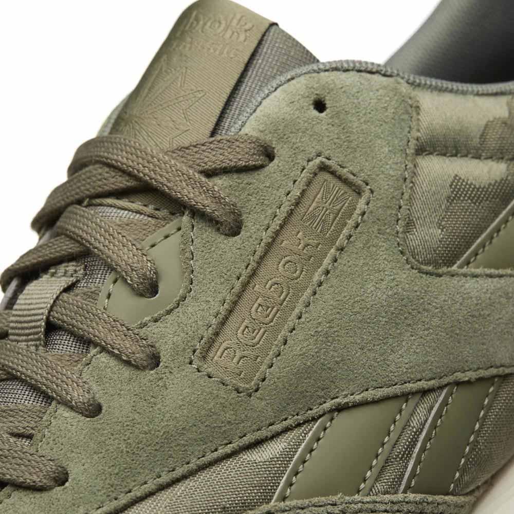 0b572453d55 Reebok classics Nylon SG Green buy and offers on Dressinn