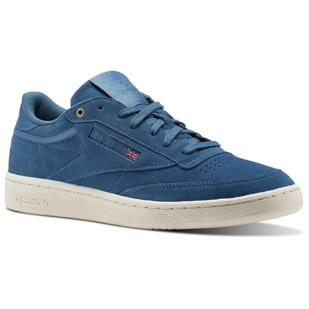 new concept 3313f 9cab1 Reebok classics Club C 85 MCC Blue buy and offers on Dressinn