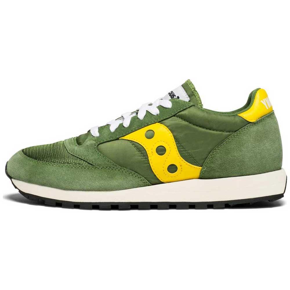 2a6f58719843 Saucony originals Jazz Original Vintage Green
