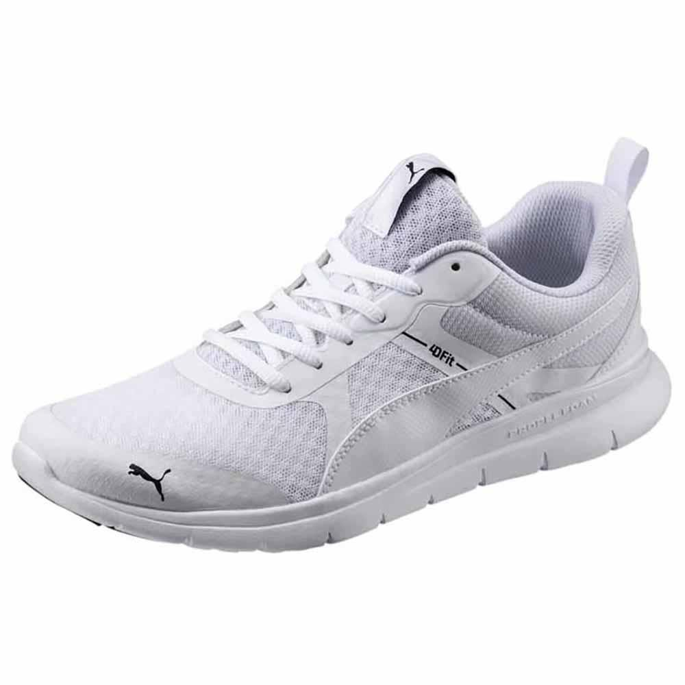 7a4b477f219a Puma Flex Essential White buy and offers on Dressinn