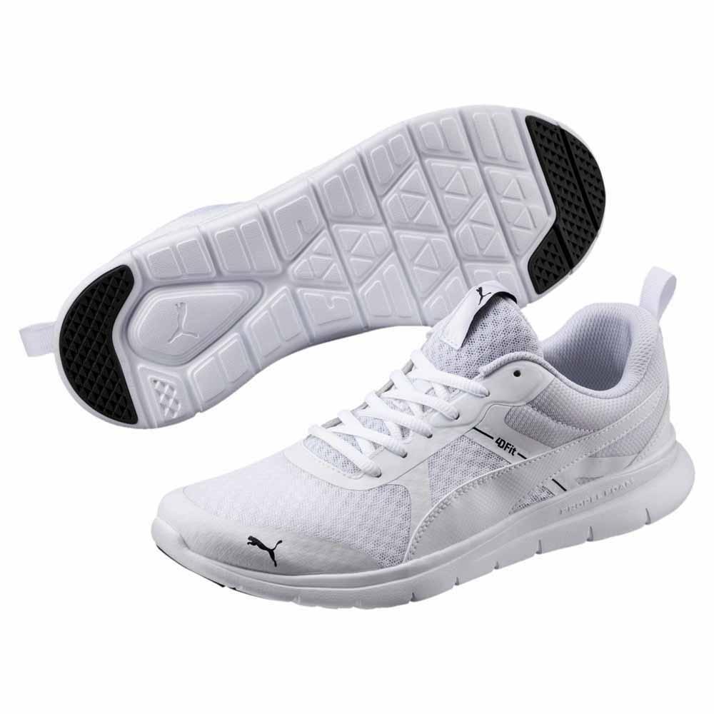 Puma Flex Essential White buy and offers on Dressinn