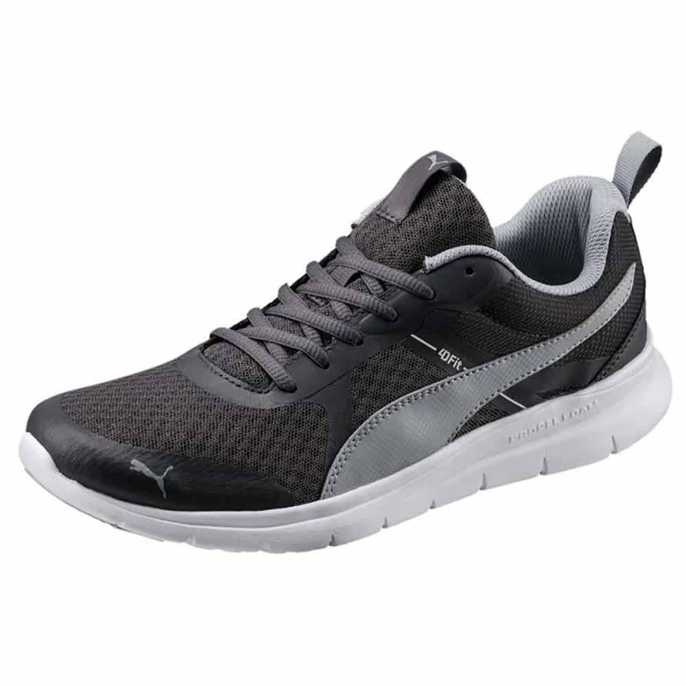 Puma Flex Essential Grey buy and offers on Dressinn