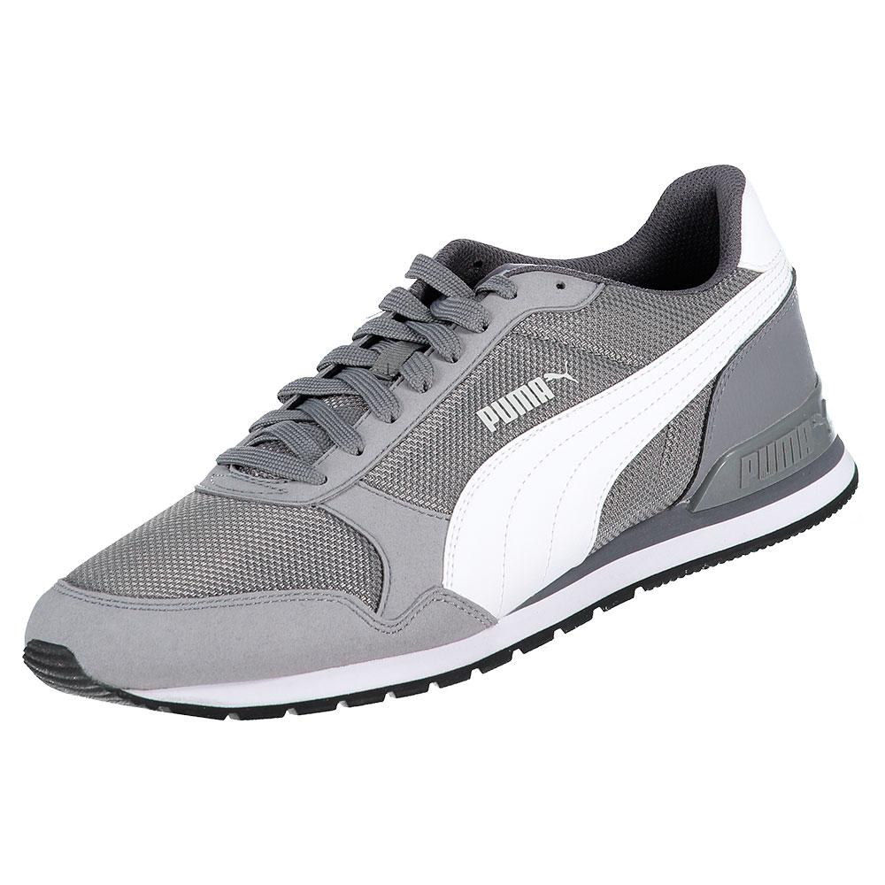 18ffd16240 Puma ST Runner v2 Mesh Grey buy and offers on Dressinn