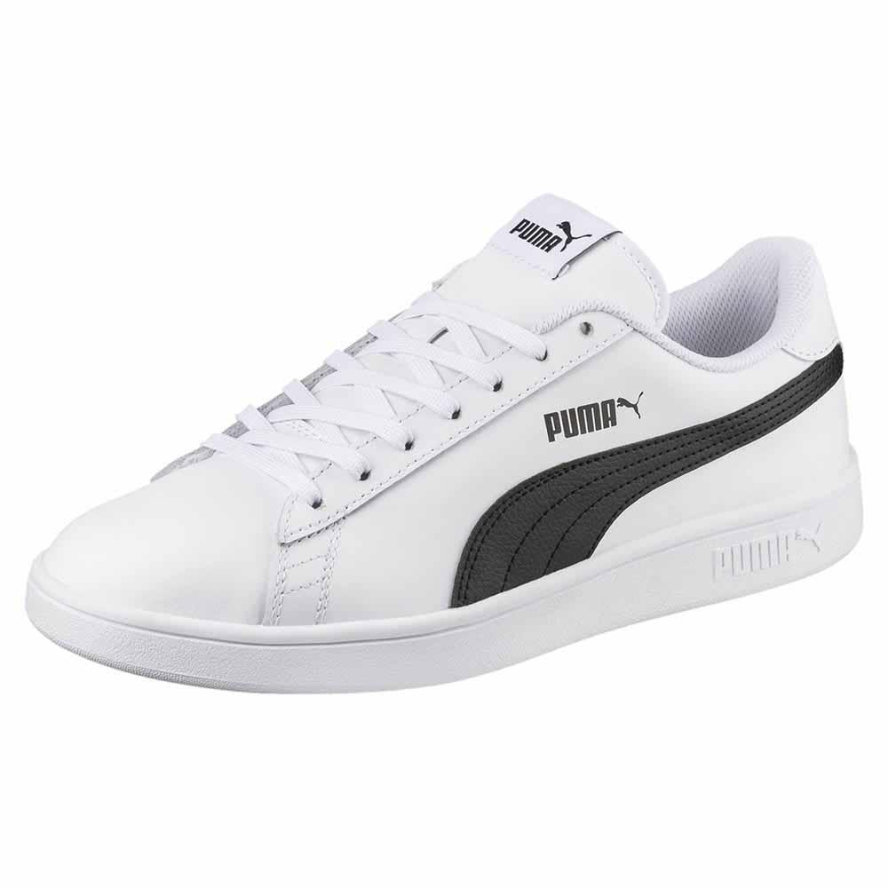 scarpe sportive 6db8e 6fb31 Puma Smash v2 L White buy and offers on Dressinn