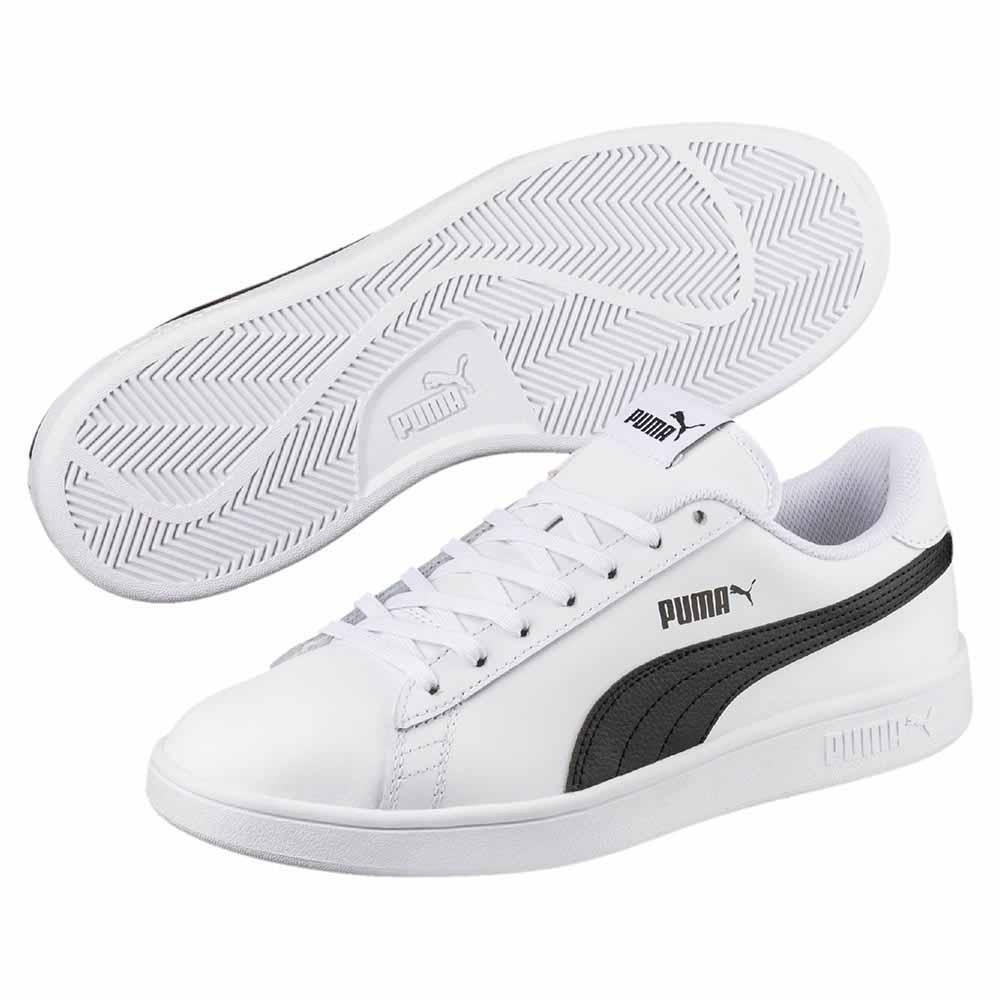 7ad8a3f8eb0 Puma Smash v2 L White buy and offers on Dressinn