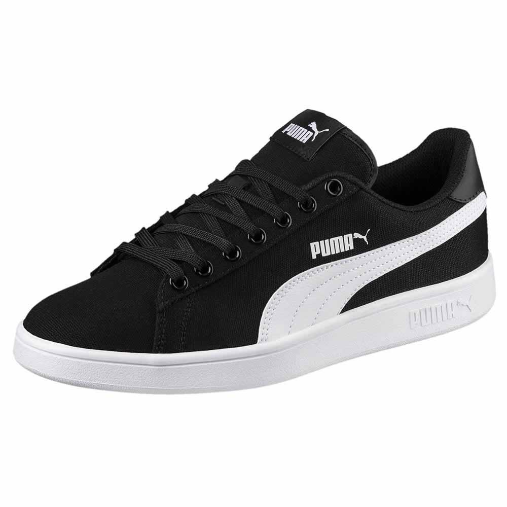 7863a24ac Puma Smash v2 CV Black buy and offers on Dressinn