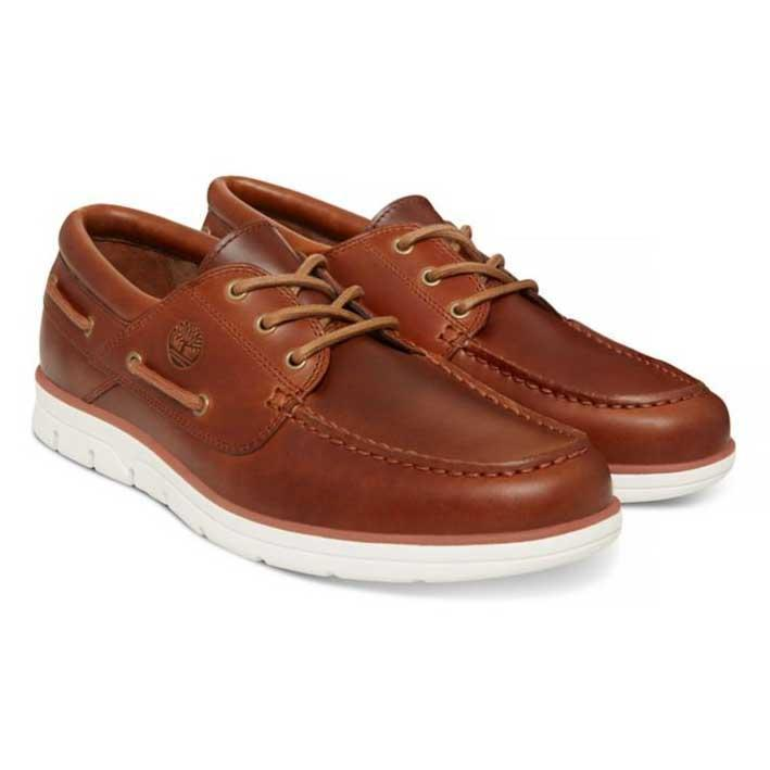 Timberland Bradstreet 3 Eye Boat Marron, Dressinn