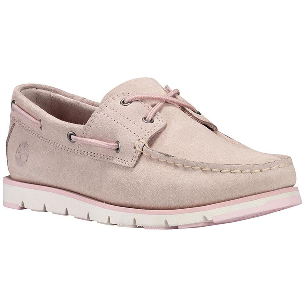 Dentelle Chaussures Timberland Rosa « » Camden Chutes lgvU8Y