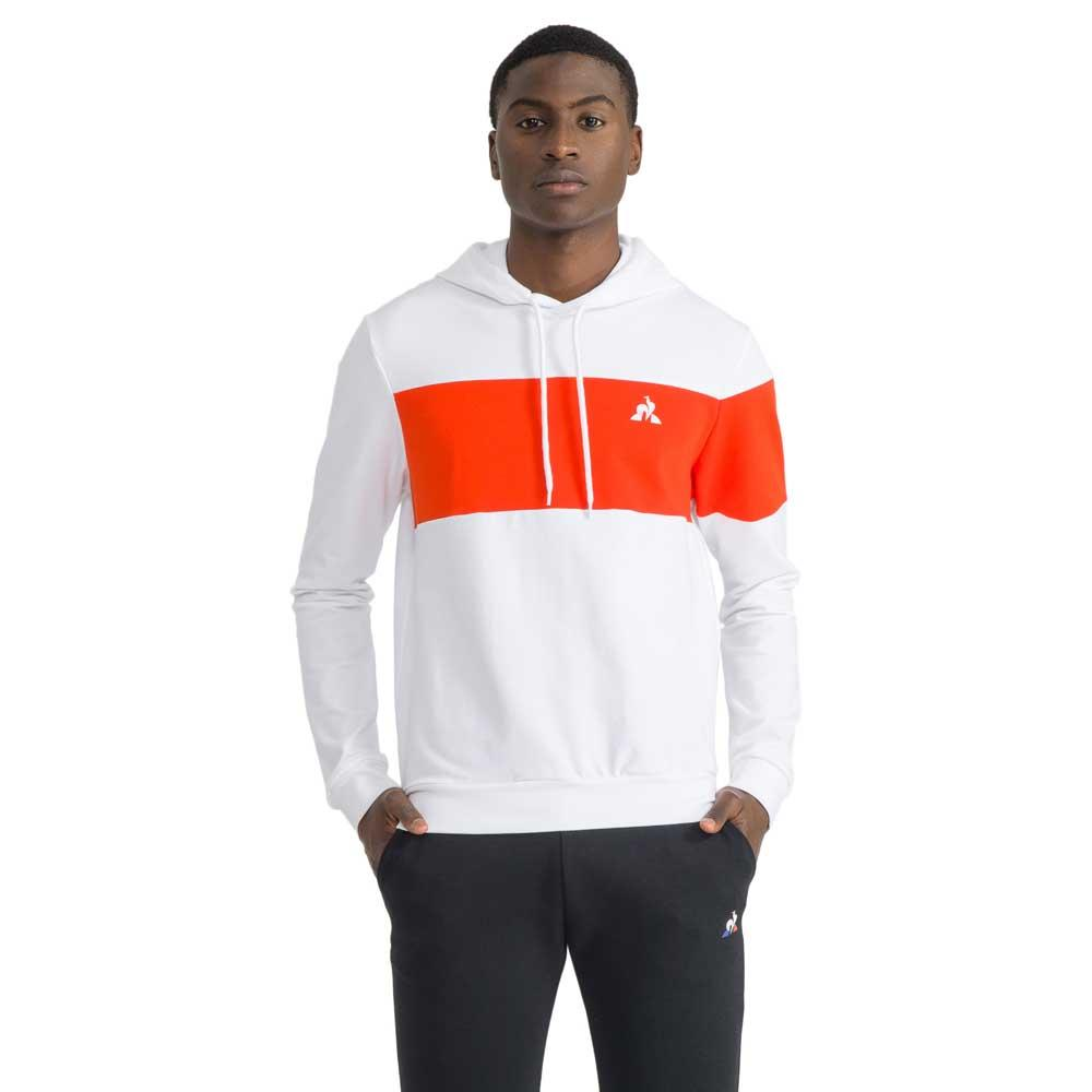 d800c791f5 Le coq sportif Essential Saison Hoody N1 White, Dressinn