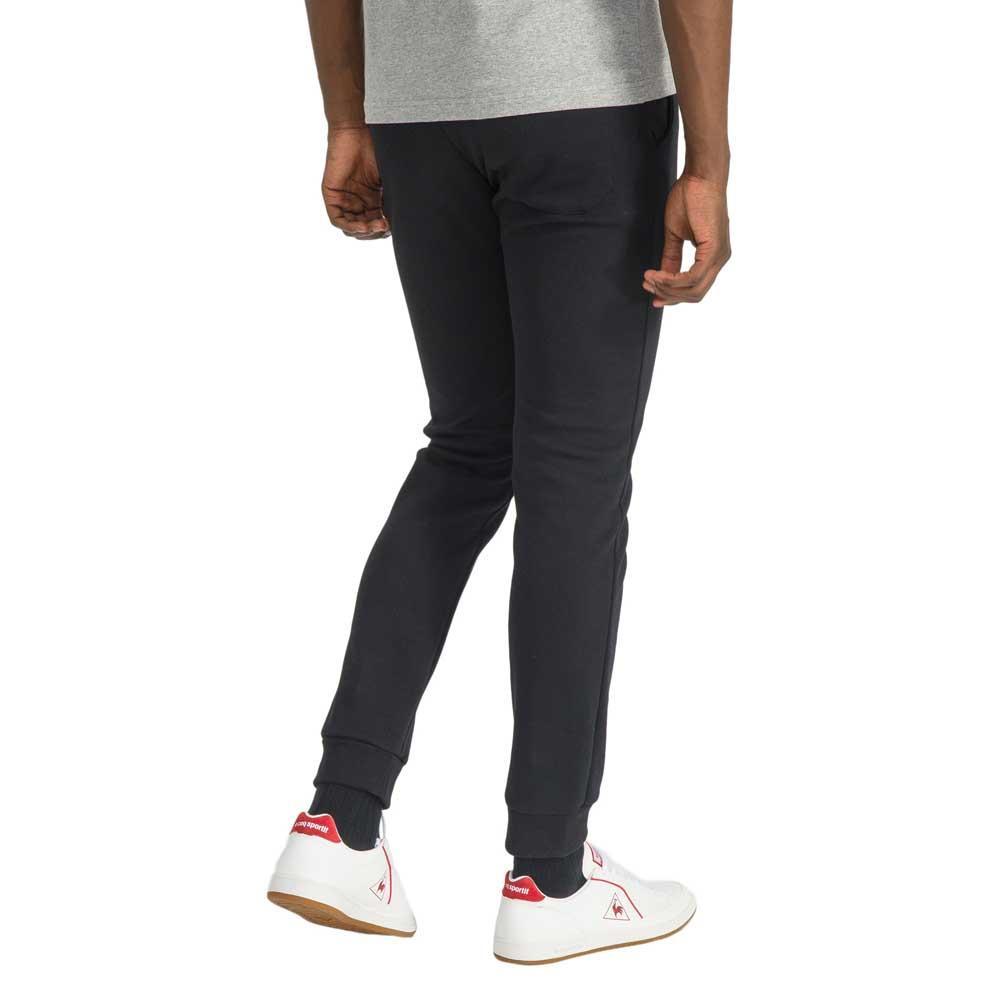 dbd4b60d5b58c Pantalons Le-coq-sportif Essential Slim N1