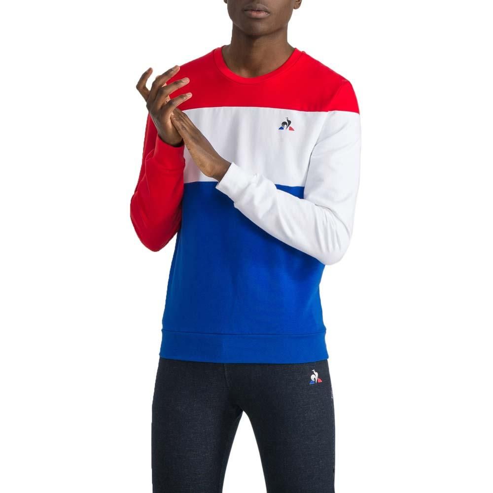 7abcdf9d9681 Le coq sportif Tricolore Crew N1 Blue buy and offers on Dressinn
