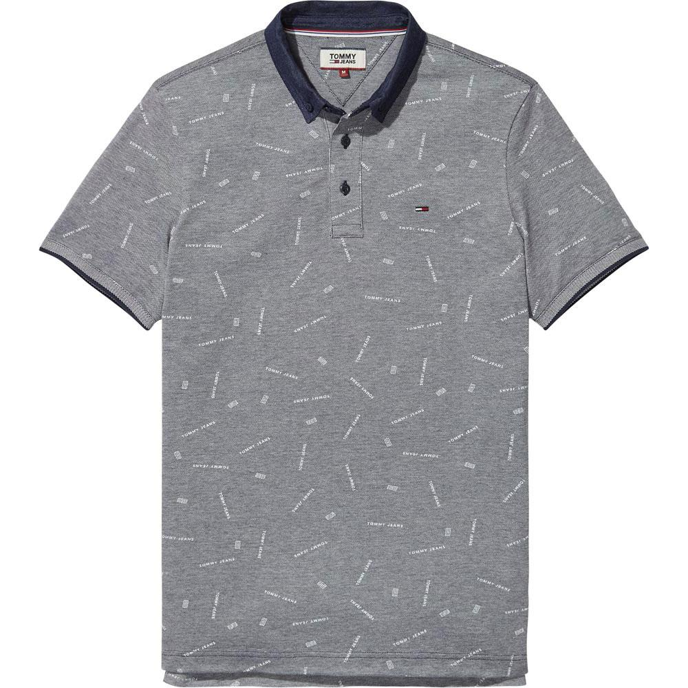 Polos Tommy-jeans Printed