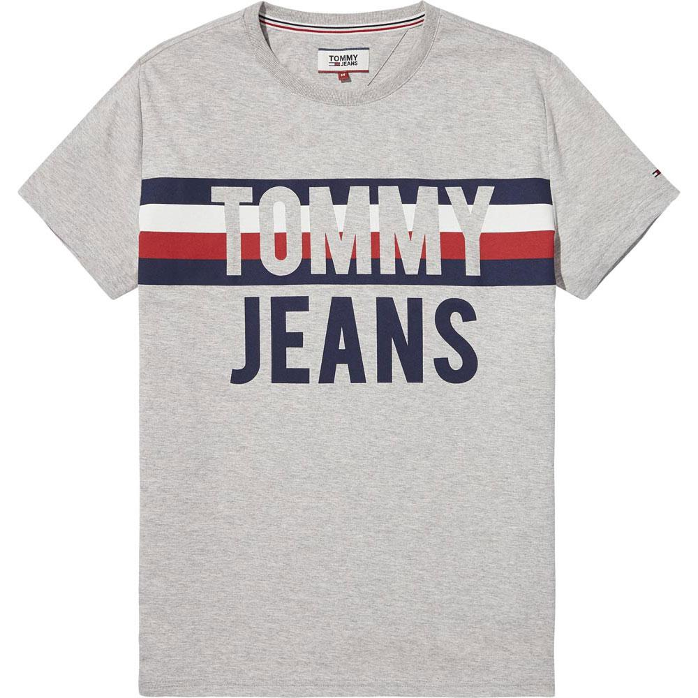 f69b6af3 Tommy hilfiger Colorblock Font B Grey buy and offers on Dressinn