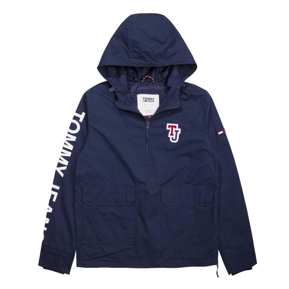 tommy jeans logo pullover