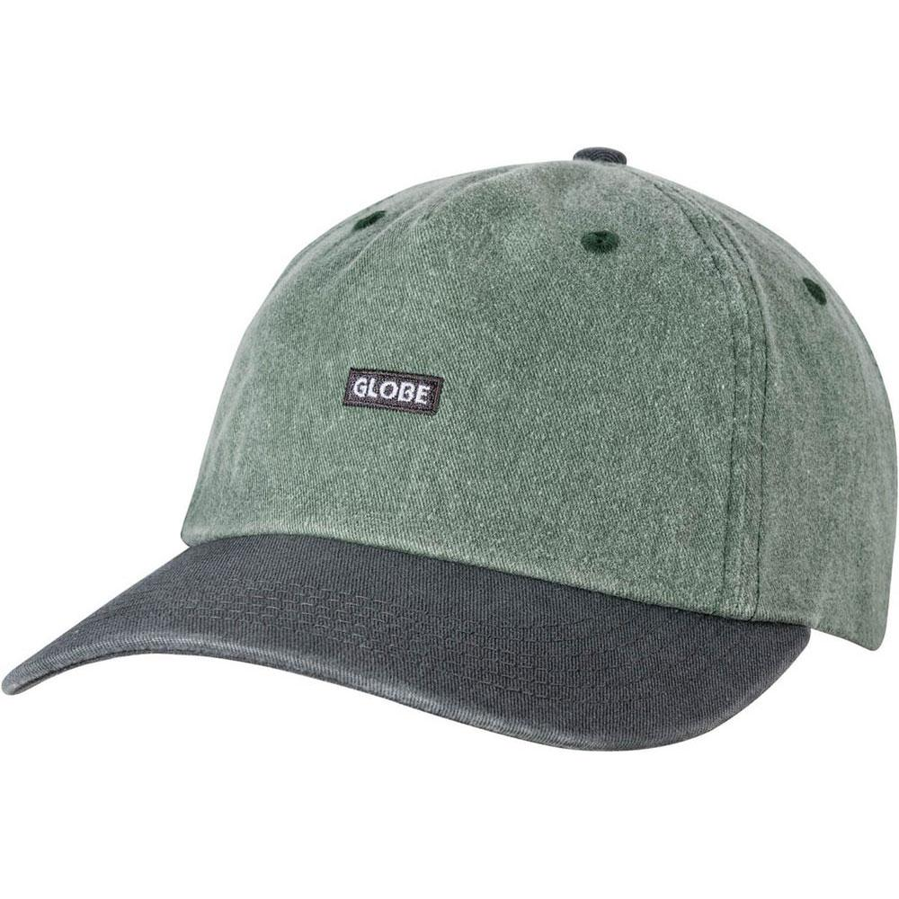 Globe Dreamer Low Rise Cap Green buy and offers on Dressinn 588b81b95d4