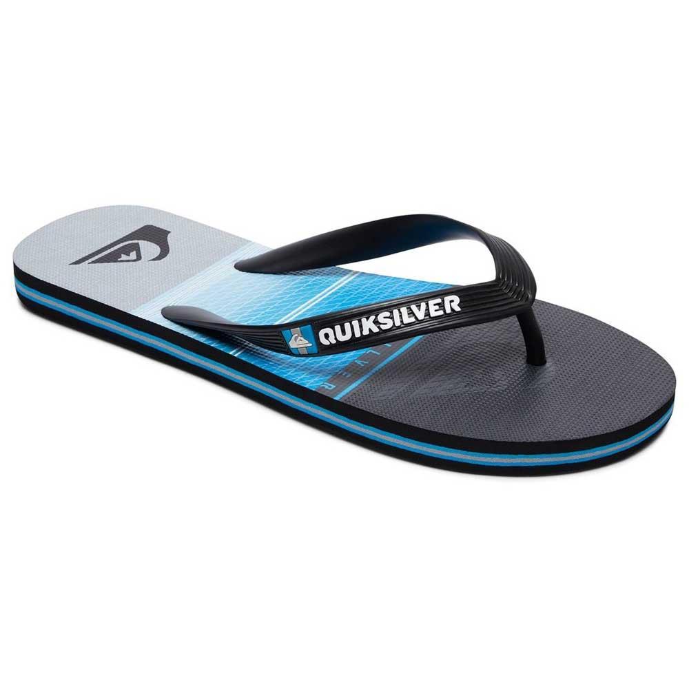 3e583fecd99a Quiksilver Molokai Highline Slab Blue buy and offers on Dressinn