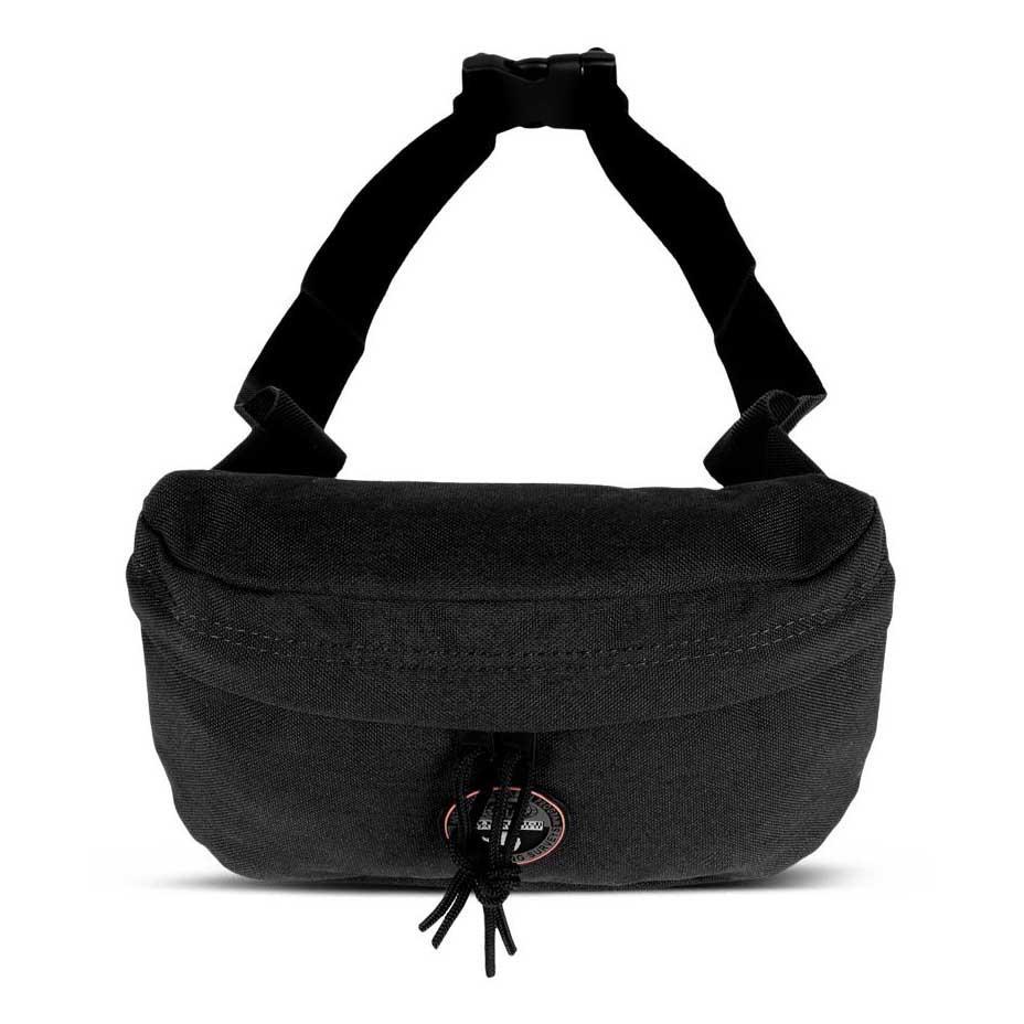 Napapijri Hoyal Bum Bag Black buy and offers on Dressinn d7fbc4c447