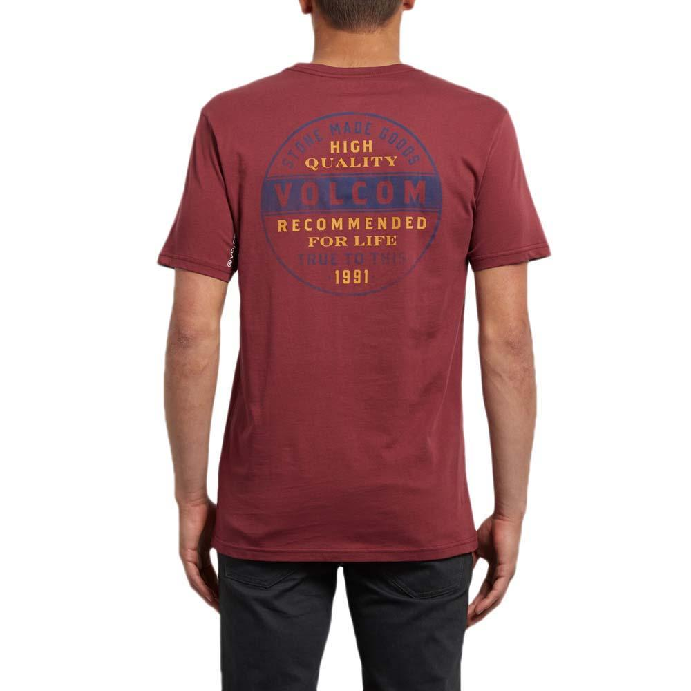 T-shirts Volcom Barred Basic
