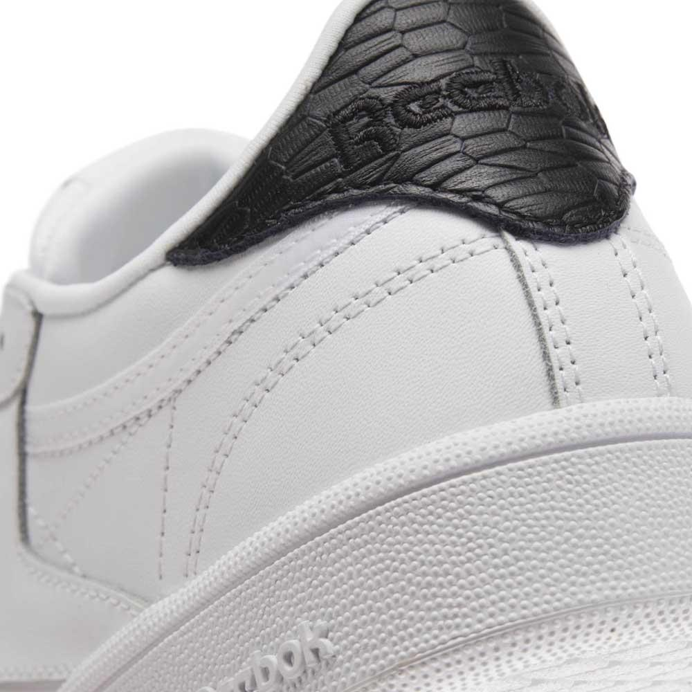 bc26cc07345 Reebok classics Club C 85 Emboss White