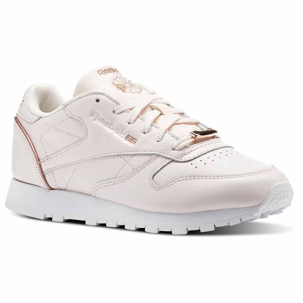 02e5db64709 Reebok classics Leather HW White buy and offers on Dressinn