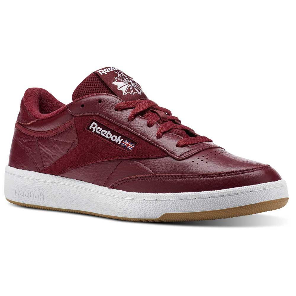 b90310937d7 Reebok classics Club C 85 ESTL Red buy and offers on Dressinn