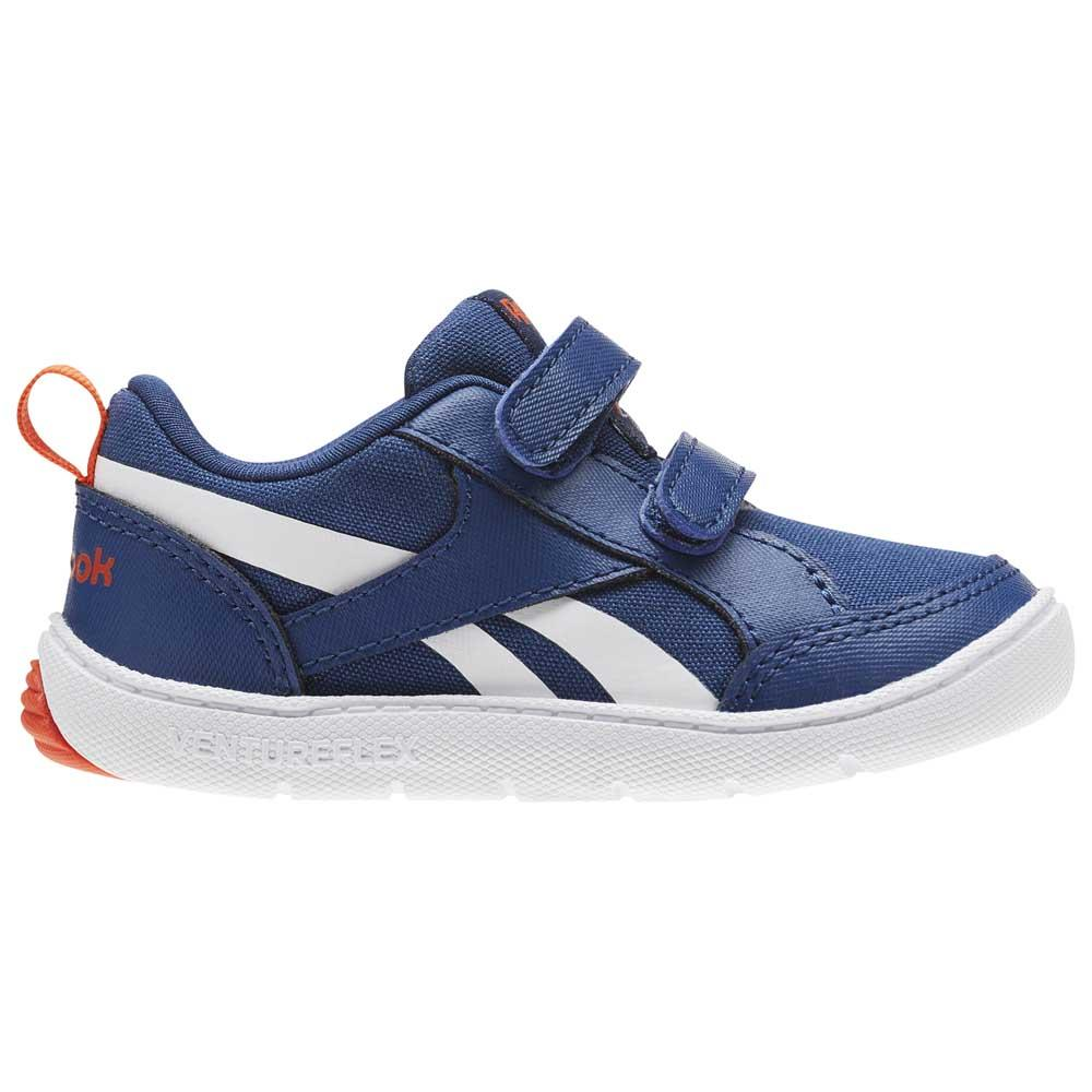Reebok ClassicVENTUREFLEX CHASE II - Trainers - washed blue/bright