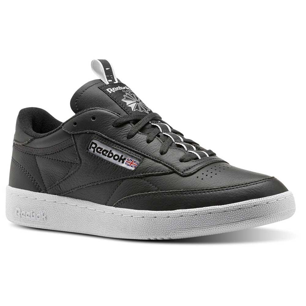 b059e9049ea Reebok classics Club C 85 RT Black buy and offers on Dressinn