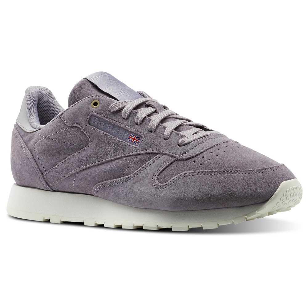 00d493eee3f70 Reebok classics Leather MCC Purple buy and offers on Dressinn
