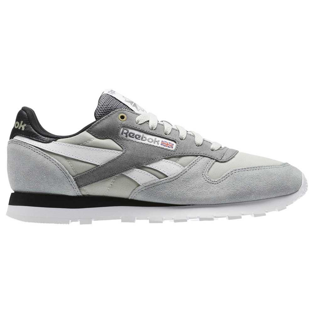64b92cc84bc Reebok classics Leather MCCS White buy and offers on Dressinn