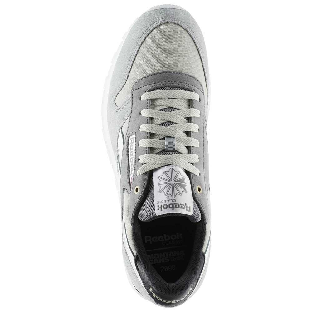 White Leather On Reebok Classics Mccs Buy And Offers Dressinn eWD2IE9HYb