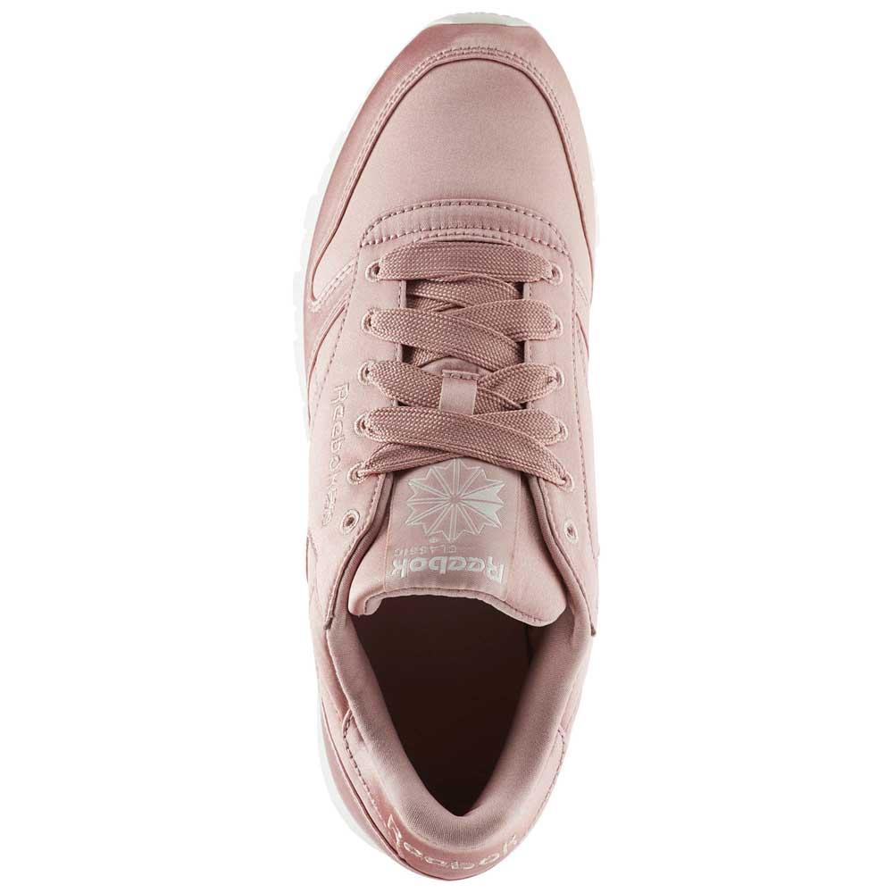 92a8d74c968 Reebok classics Leather Satin Brown buy and offers on Dressinn