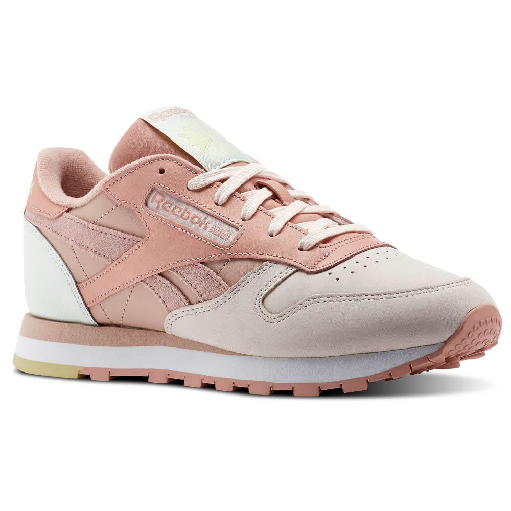 5ddff47cde9 Reebok classics Leather PM White buy and offers on Dressinn