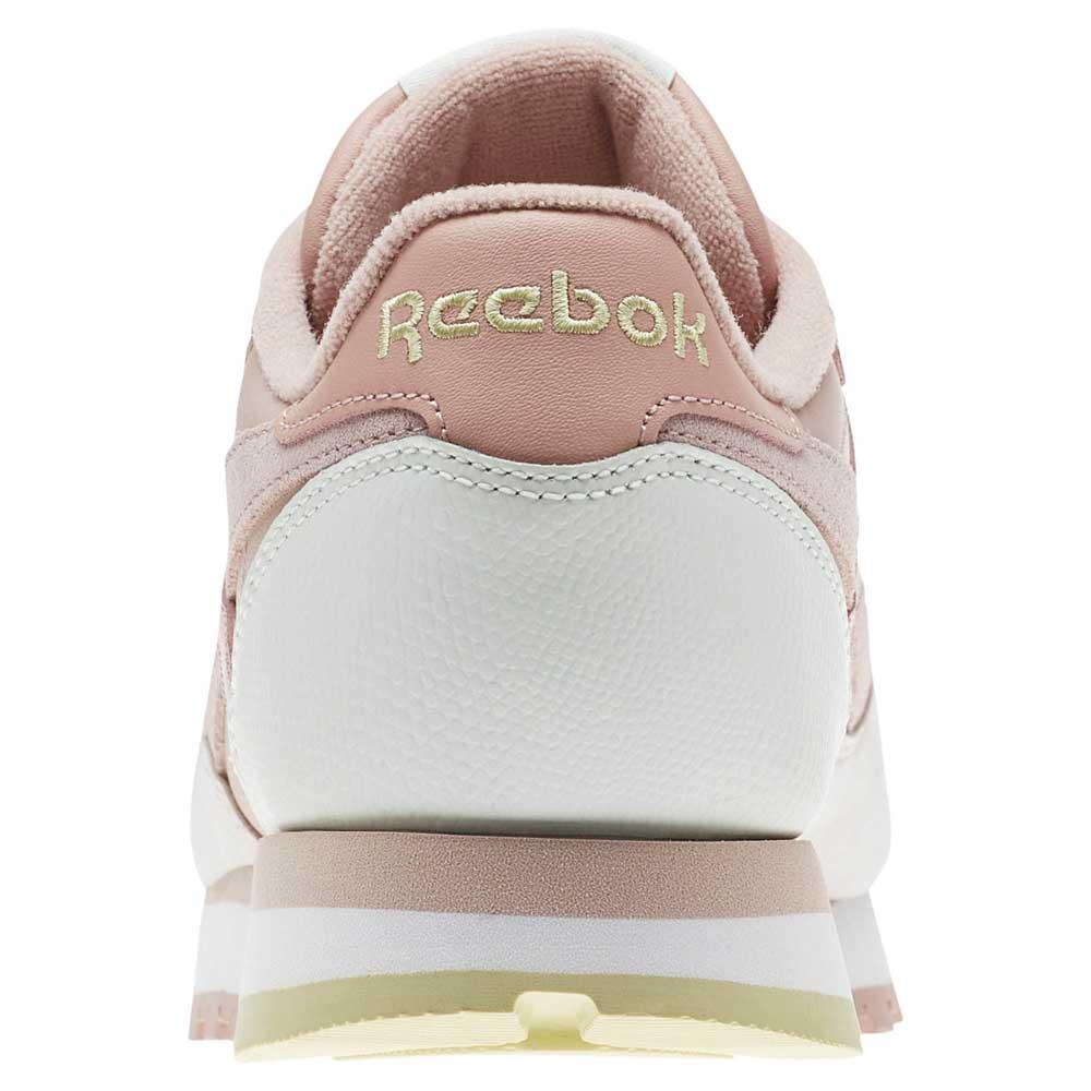 5aaf2c7a0df Reebok classics Leather PM White buy and offers on Dressinn