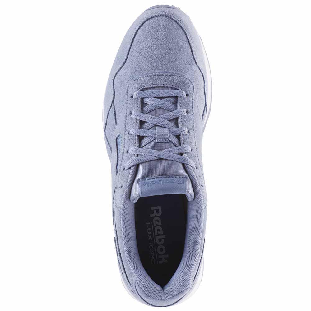 72304849434 Reebok classics Royal Glide Lx Blue buy and offers on Dressinn