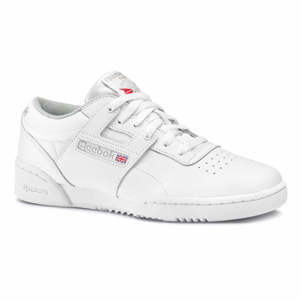 4f6bda6e8c123 Reebok classics Workout Low White buy and offers on Dressinn