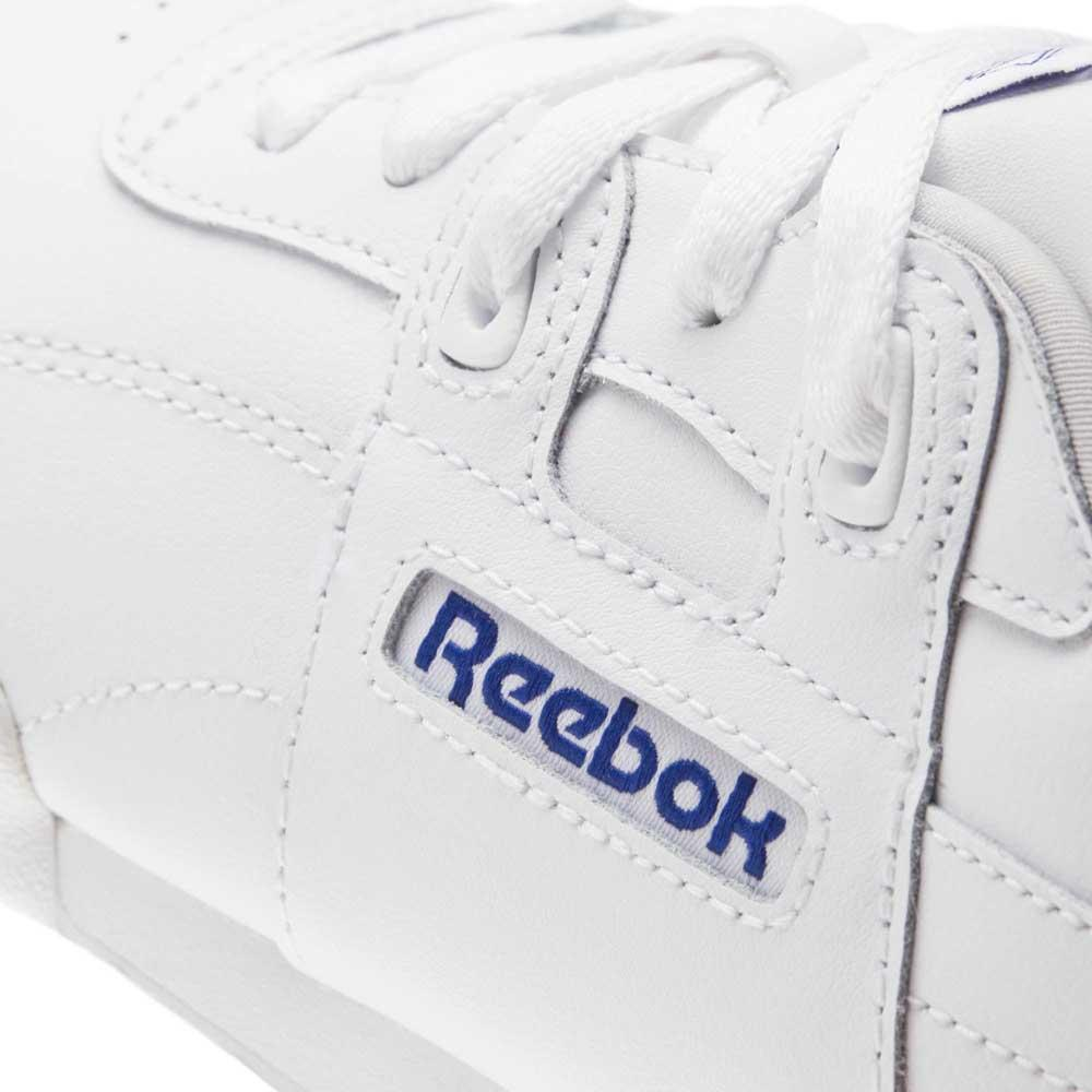 d154a7793fb09 Reebok classics Workout Plus White buy and offers on Dressinn