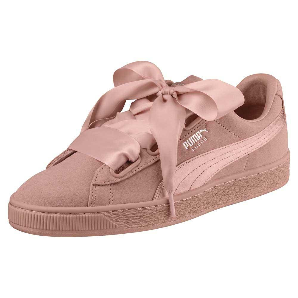 Puma select Suede Heart EP Pink buy and