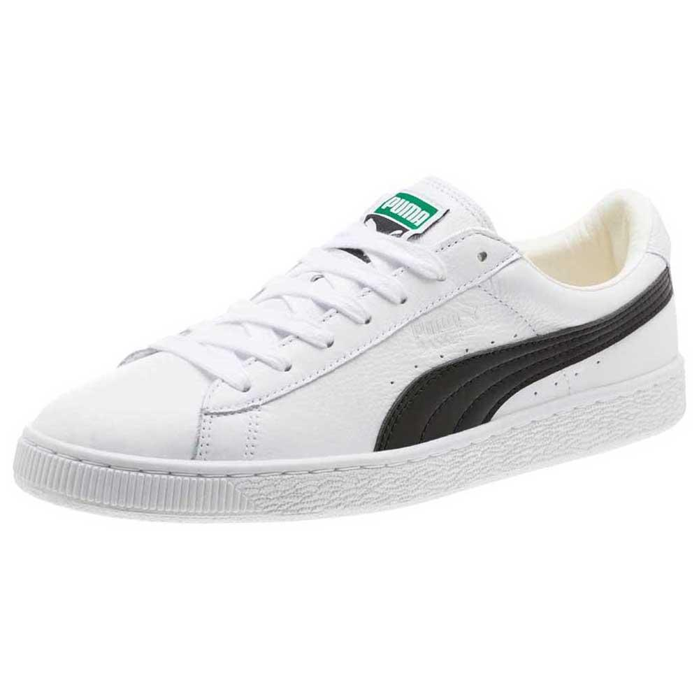 f95c9f619da Puma select Basket Classic LFS White buy and offers on Dressinn